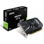 Tarjeta de Video MSI NVIDIA GeForce GTX 1050 AERO ITX 2G OC - 2GB GDDR5