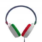 Audífono Over Ear Coloud BOOM Blocks (Verde/Rojo)