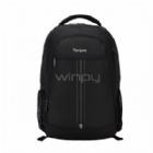Mochila Targus City (notebook hasta 15.6, Negra)