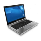 Notebook empresarial HP EliteBook 8470p - Core i7 8GB, 500GB, AMD Radeon HD 7570M Windows 7 Pro 64