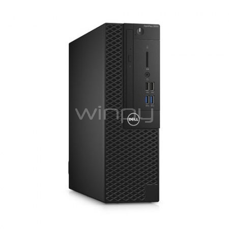 Computador Dell Optiplex 3040 SFF (i5-7500, 8GB DDR4, 1TB HDD, WIN10Pro)