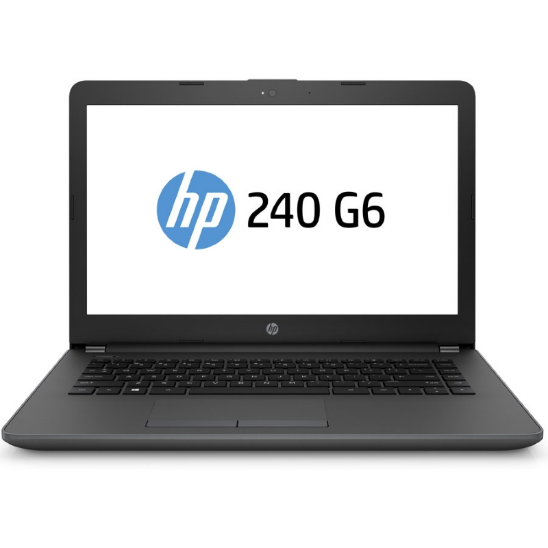 Notebook HP 240 G6 (i3-6006U, 4GB DDR4, 1Tera HDD, Pantalla 14, FreeDOS)