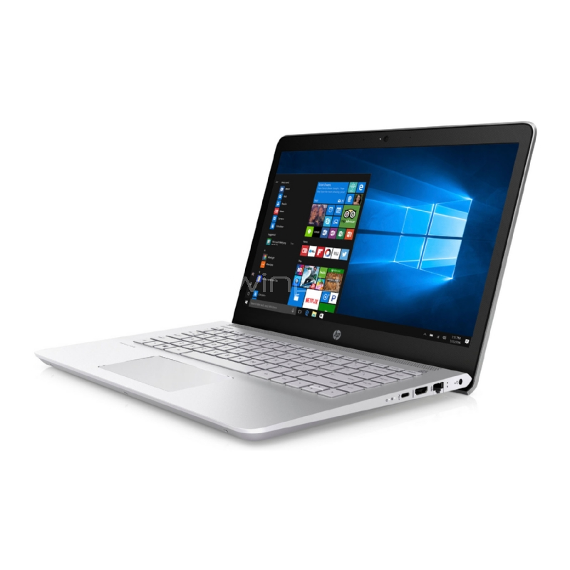 Notebook HP Pavilion 14-bk002la (i7-7500U, 8GB DDR4, 1TB HDD, Win10, Pantalla 14)
