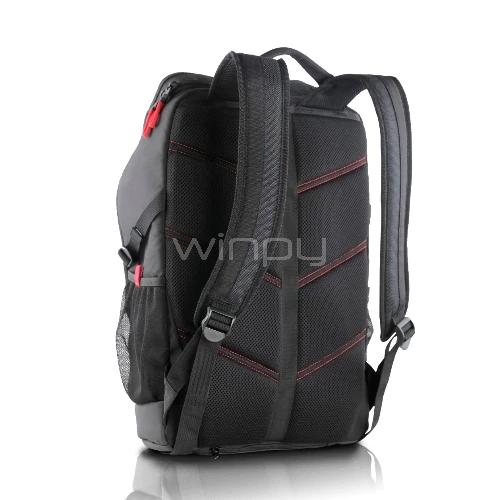 4e61fcd0adba Mochila Gamer Dell 460-BCCF para notebook de hasta 15.6 pulgadas