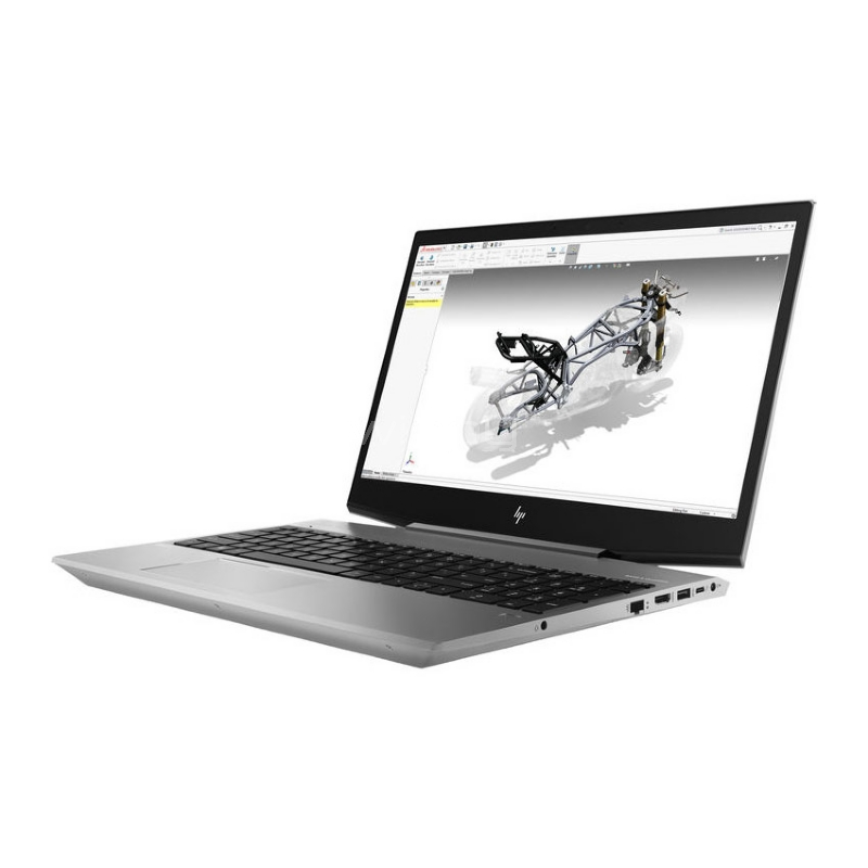 "Workstation HP ZBook 15v G5 (i7-8750H, Quadro P600 4GB, 16GB DDR4, 256SSD+1TB HDD, Pantalla 15.6"", Win10 Pro)"