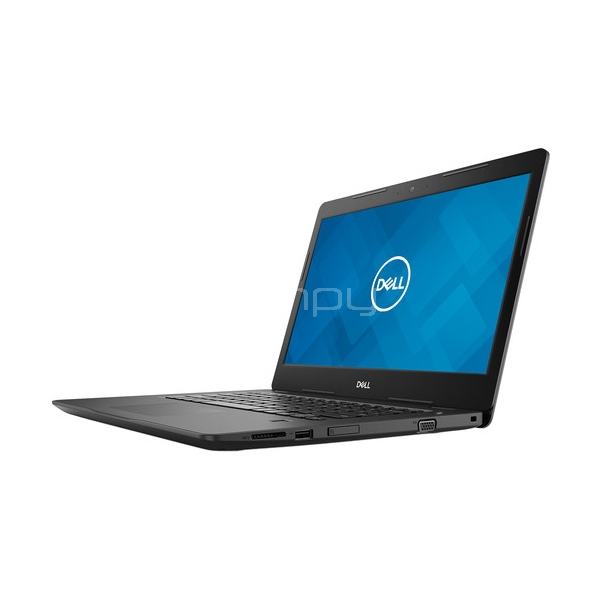 Noteboook Dell Latitude 3490 (i5-7200U, 4GB DDR4, 1TB HDD, Pantalla 14, Win10 Pro)