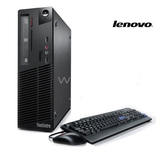 computador lenovo thinkcentre m72e (i3 2120, 4gb ddr3, 320gb, freedos)