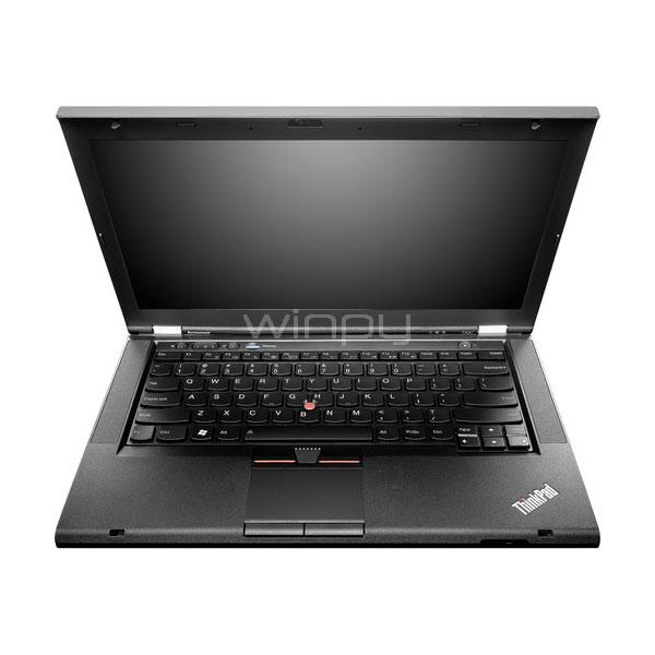 Notebook Lenovo ThinkPad T430 ( i5-3210M, 8GB RAM, 500GB SSD, 1600x900,  Win7 Pro )