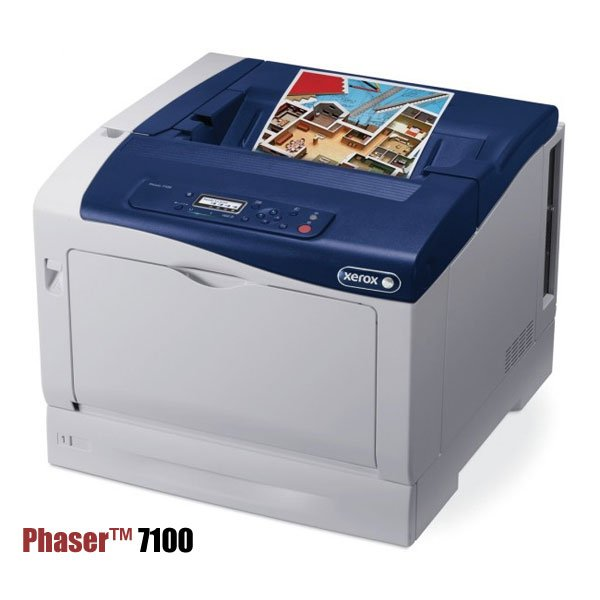 Impresora Láser Color Xerox Phaser P7100 Color A3 Winpy Cl