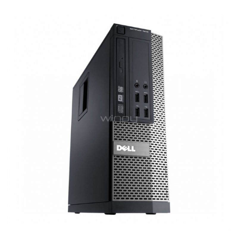 dell optiplex 7010 - i5 - windows 7 pro sin monitor