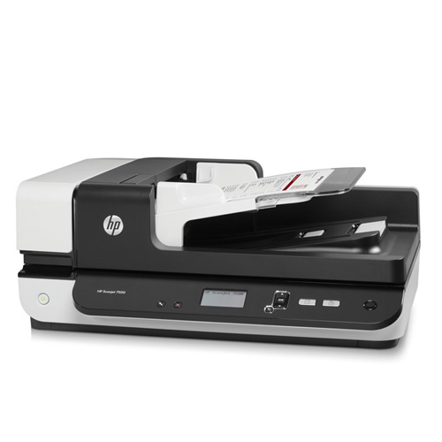 Scanjet HP enterprise 7500