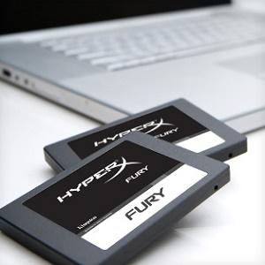 Kingston Hyper X FURY Solid State Drive