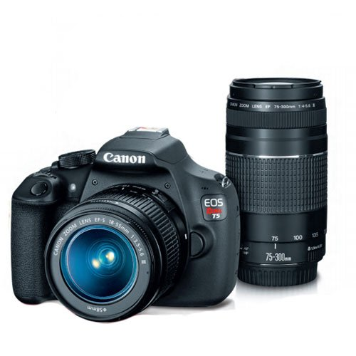canon eos-rebel t5 premium kit