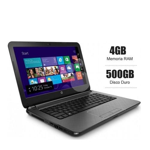 Notebook HP 14-R215LA Notebook PC - Winpy.cl 508b1000ece9