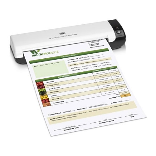 HP Scanjet 1000 Mobile L2722A#4X