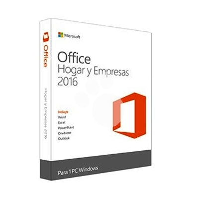 MICROSOFT OFFICE HOME & BUSINESS 2016 OEM
