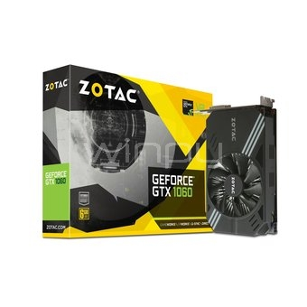 Zotac NVIDIA GeForce GTX 1060 Mini - 6GB